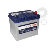 Bosch 0092S40240  S4 60Ah/540A  Akkumulátor