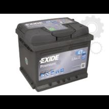 Exide EA472  47Ah/450A  Akkumulátor
