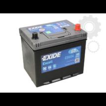 Exide EB604  60Ah/390A  Akkumulátor