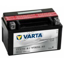 Varta   YTX7A - BS  6Ah/105A  Akkumulátor-savas