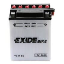 Exide YB14 - B2  14Ah/145A   Akkumulátor