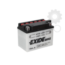 Exide YB4L- B  4Ah/50A  Akkumulátor-savas