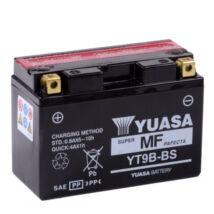 Yuasa  YT9B - BS  8Ah/115A  Akkumulátor-karbantartásmentes