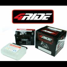 4RIDE  CB14L - B2 14Ah/190A  Akkumulátor-savas
