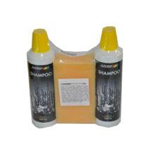 Autósampon szett waxos+szivacs 2X500ml. Motip 000756