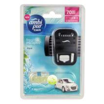 Illatosító Ambi-Pur készlet Aqua 7ml.