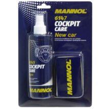 Műszerfalápoló készlet new car 250ml. Mannol 6147