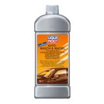 Autósampon Wasch&Wax 1l.  Liqui Moly