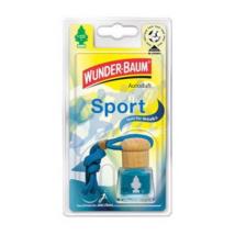 Illatosító sport fakupakos  WUNDER-BAUM