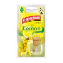 Illatosító citrom fakupakos WUNDER-BAUM