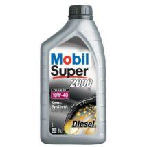 Mobil Super 2000 x1  10W40 1L Diesel  Motorolaj