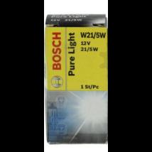 Bosch 1987302252 izzó 12V W21/5W