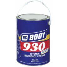 Alvázvédő bitumenes kenhető  5kg. HB Body 930.02