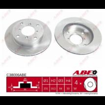 ABE - C38006ABE - Féktárcsa első
