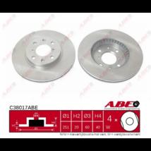 ABE - C38017ABE - Féktárcsa első