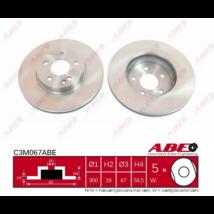 ABE - C3M067ABE - Féktárcsa első