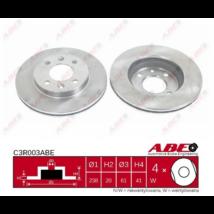 ABE - C3R003ABE - Féktárcsa első