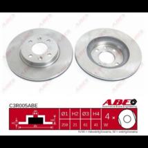 ABE - C3R005ABE - Féktárcsa első