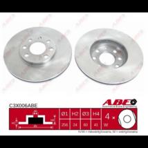 ABE - C3X006ABE - Féktárcsa első