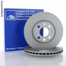 ATE - 24.0124-0152.1 - Féktárcsa első
