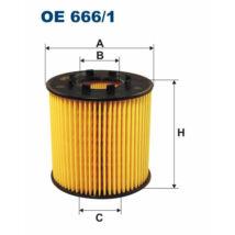 Filtron - OE666/1 - Olajszűrő betét