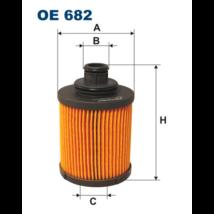 Filtron - OE682 - Olajszűrő betét