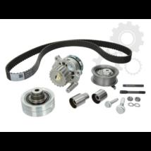 Hepu - PK05491 - Vezérlés készlet ( szíj + görgő + vízpumpa )