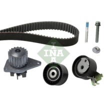 INA - 530008230 - Vezérlés készlet ( szíj + görgő + vízpumpa )