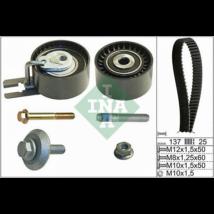 INA - 530037510 - Vezérlés készlet ( szíj + görgő )