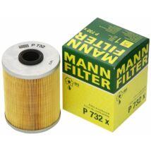 Mann-Filter - P732x - Üzemanyagszűrő