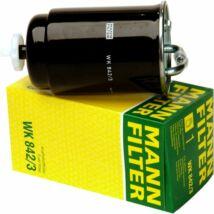 Mann-Filter - WK842/3 - Üzemanyagszűrő