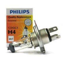 Philips 12342 H4 izzó 12V 60/55W