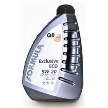 Q8 Excluvise ECO 5W20 1L  Motorolaj