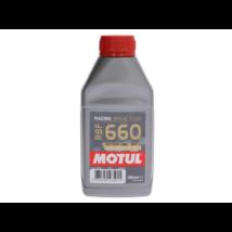 Fékfolyadék verseny Dot4 Motul 500ml.