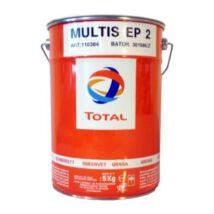 Kenőzsír lítiumos EP2 Total 5kg.