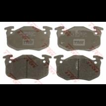 TRW - GDB1305 - Fékbetét hátsó