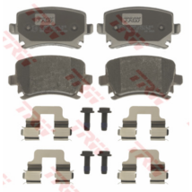 TRW - GDB1622 - Fékbetét hátsó