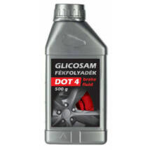 Fékfolyadék Dot 4 Glicosam 500ml.