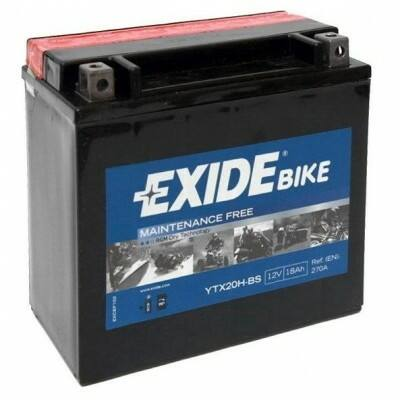 Exide YTX20H - BS   18Ah/270A   Akkumulátor