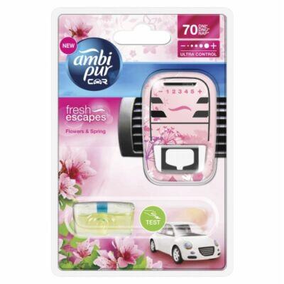 Illatosító Ambi-Pur készlet Flower & Spring 7ml.