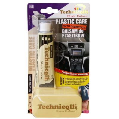 Műanyagápoló balzsam méhviasszal Technicqll