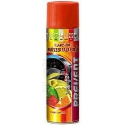 Műszerfalápoló spray eper 500ml. Prevent