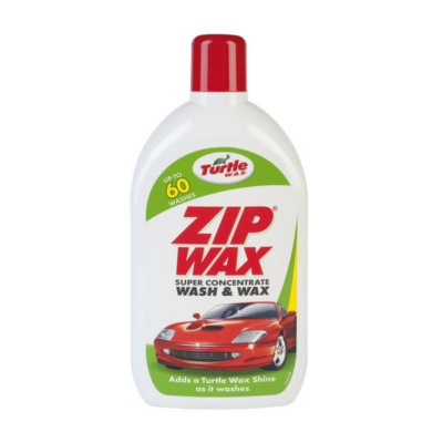 Autósampon és wax 1l.  Turtle Wax