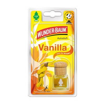 Illatosító vanília fakupakos WUNDER-BAUM