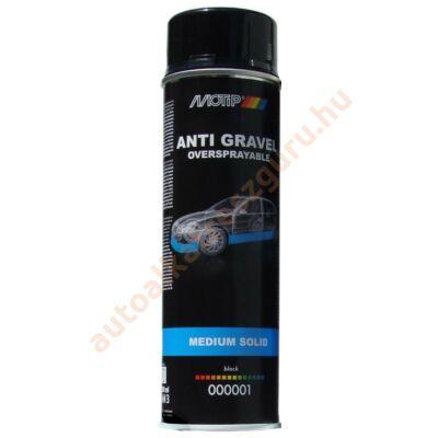 Alvázvédő spray fekete 500ml. Motip 000001