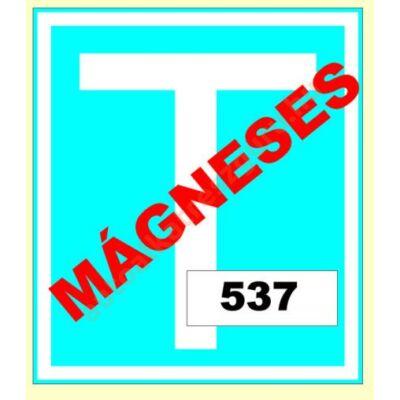 Matrica T mágneses