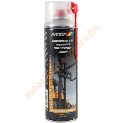 Lánckenő spray 500ml. Motip 090205