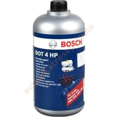 Fékfolyadék Dot 4 ESP Bosch 1l.
