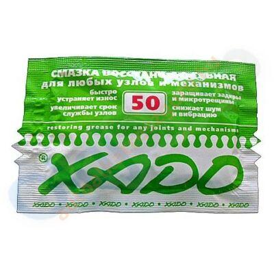 Zsír csapágyakhoz zöld Xado 12ml.