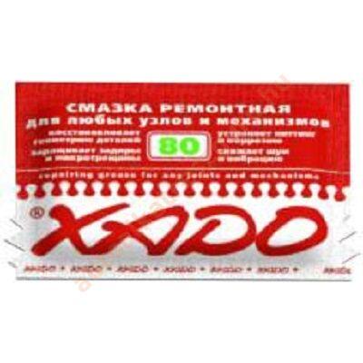 Zsír csapágyakhoz piros Xado 12ml.